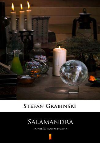 Okładka książki/ebooka Salamandra. Powieść fantastyczna