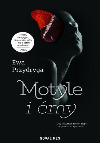 Okładka książki Motyle i ćmy