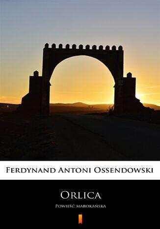 Okładka książki Orlica. Powieść marokańska