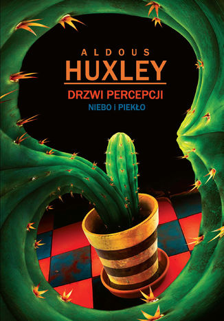 Okładka książki/ebooka Drzwi Percepcji. Niebo i piekło