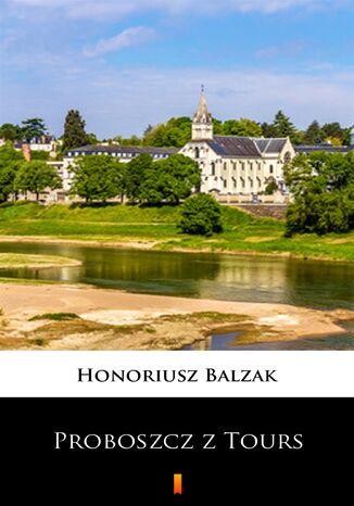 Okładka książki/ebooka Proboszcz z Tours