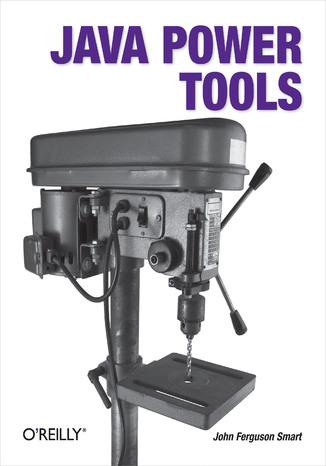 Okładka książki/ebooka Java Power Tools