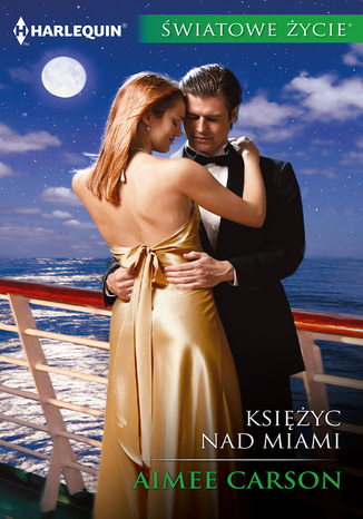 Okładka książki Księżyc nad Miami