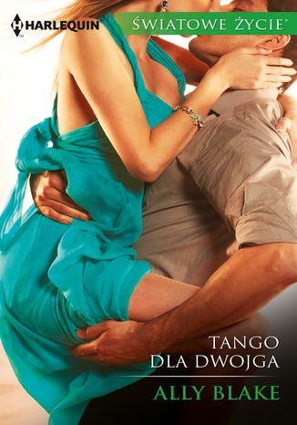 Okładka książki Tango dla dwojga