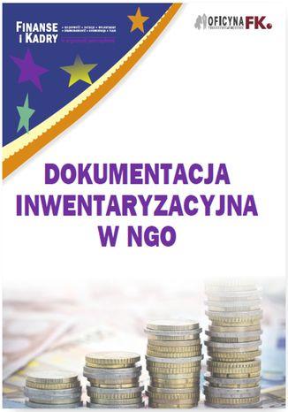 Okładka książki Dokumentacja inwentaryzacyjna w NGO