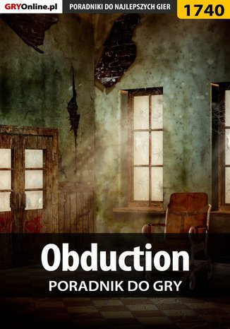 Okładka książki Obduction - poradnik do gry