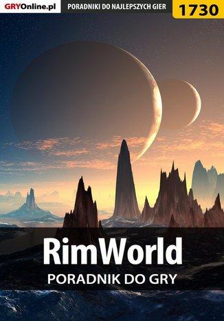 Okładka książki/ebooka RimWorld - poradnik do gry