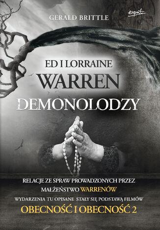 Okładka książki Demonolodzy. Ed i Lorraine Warren