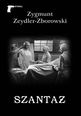 Okładka książki Szantaż