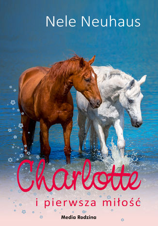 Okładka książki Charlotte i pierwsza miłość
