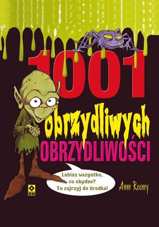 Okładka książki 1001 obrzydliwych obrzydliwości