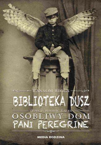 Okładka książki Biblioteka dusz