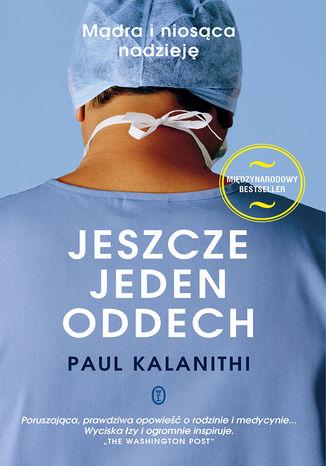 Okładka książki/ebooka Jeszcze jeden oddech