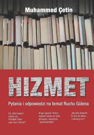 Okładka książki/ebooka Hizmet. Pytania i odpowiedzi na temat Ruchu Gülena