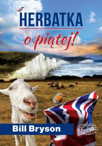 Okładka książki Herbatka o piątej!