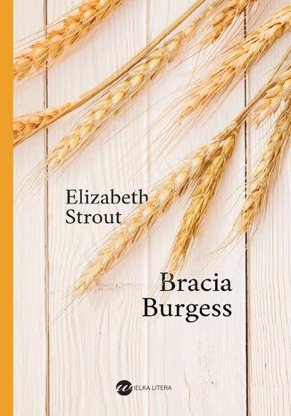 Okładka książki Bracia Burgess