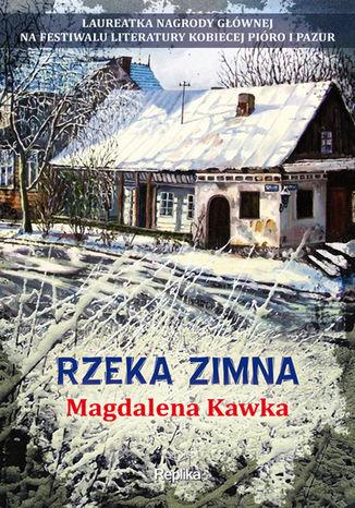 Okładka książki Rzeka zimna