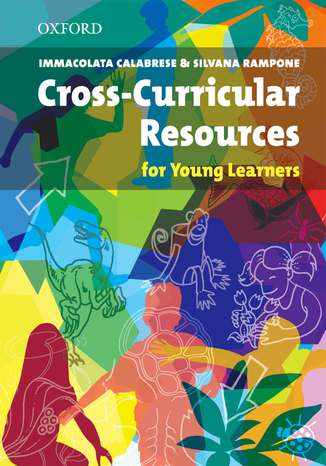 Okładka książki Cross-Curricular Resources for Young Learners - Resource Books for Teachers