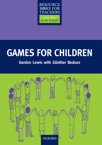 Okładka książki/ebooka Games for Children - Primary Resource Books for Teachers
