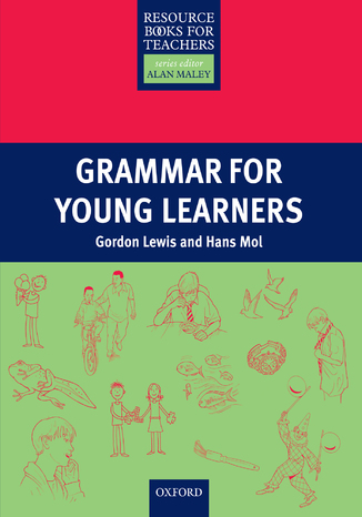 Okładka książki Grammar for Young Learners - Primary Resource Books for Teachers