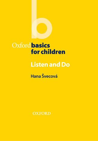 Okładka książki Listen & Do - Oxford Basics