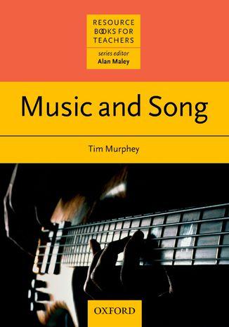 Okładka książki/ebooka Music and Song - Resource Books for Teachers