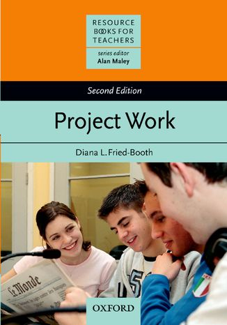 Okładka książki Project Work Second Edition - Resource Books for Teachers