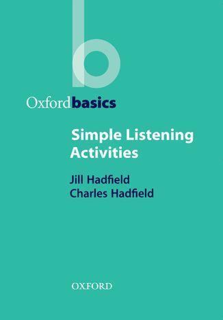 Okładka książki Simple Listening Activities - Oxford Basics