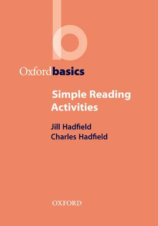 Okładka książki/ebooka Simple Reading Activities - Oxford Basics