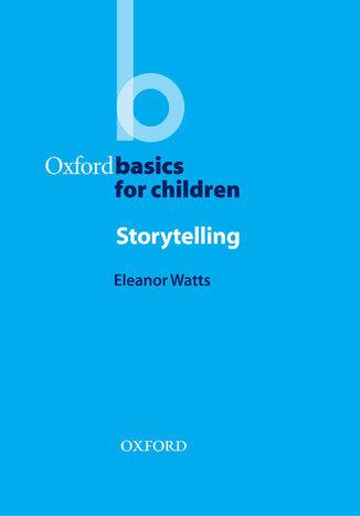 Okładka książki/ebooka Storytelling - Oxford Basics