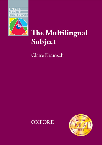 Okładka książki The Multilingual Subject - Oxford Applied Linguistics