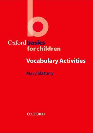 Okładka książki/ebooka Vocabulary - Oxford Basics