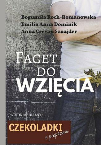 Okładka książki/ebooka Facet do wzięcia