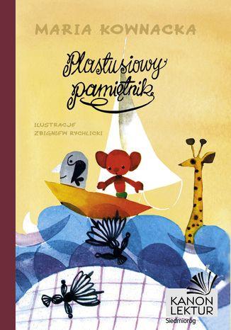 Okładka książki Plastusiowy Pamiętnik. Kanon lektur