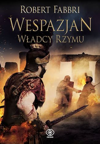 Okładka książki/ebooka Wespazjan (#5). Wespazjan. Władcy Rzymu