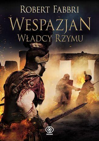 Okładka książki Wespazjan (#5). Wespazjan. Władcy Rzymu