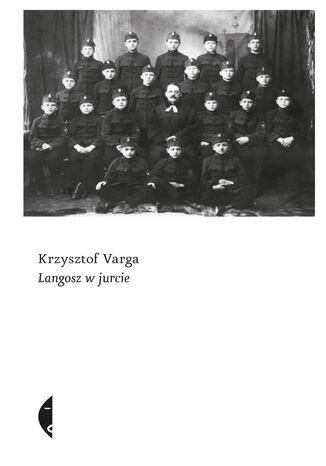 Okładka książki Langosz w jurcie