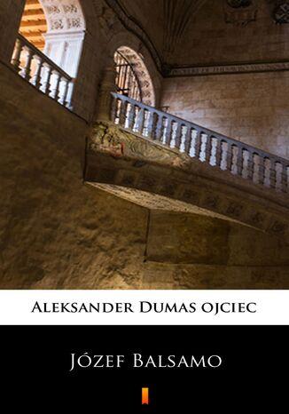 Okładka książki Józef Balsamo