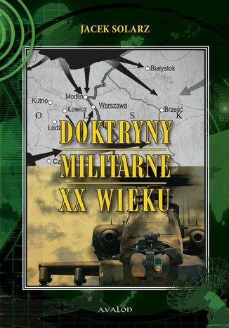 Okładka książki Doktryny militarne XX wieku