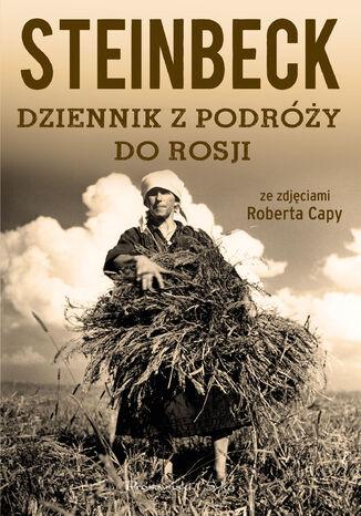 Okładka książki Dziennik z podróży do Rosji