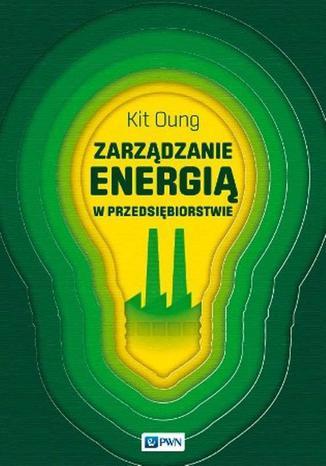 Okładka książki/ebooka Zarządzanie energią w przedsiębiorstwie
