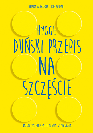 Okładka książki Hygge. Duński przepis na szczęście