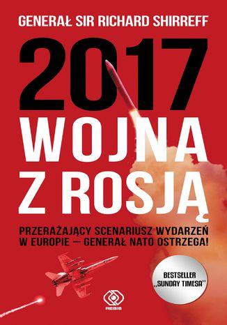 Okładka książki 2017: Wojna z Rosją