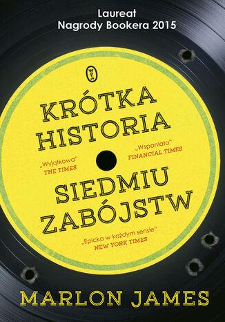Okładka książki/ebooka Krótka historia siedmiu zabójstw