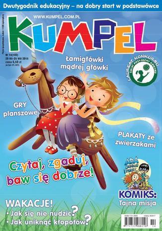 Okładka książki Kumpel nr 14 (182)
