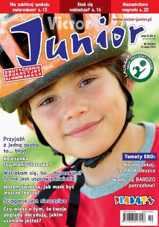 Okładka książki/ebooka Victor Junior nr 10 (282)