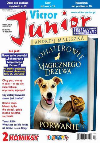 Okładka książki Victor Junior nr 10 (308)