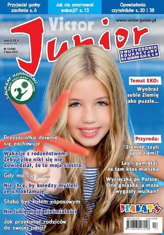Okładka książki/ebooka Victor Junior nr 13 (285)
