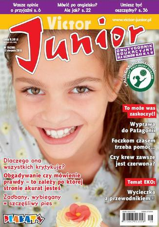 Okładka książki/ebooka Victor Junior nr 16 (288)