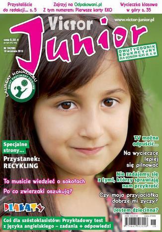 Okładka książki/ebooka Victor Junior nr 18 (290)
